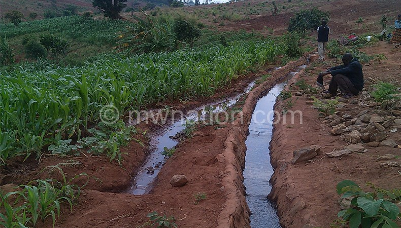 Irrigation ntchisi | The Nation Online
