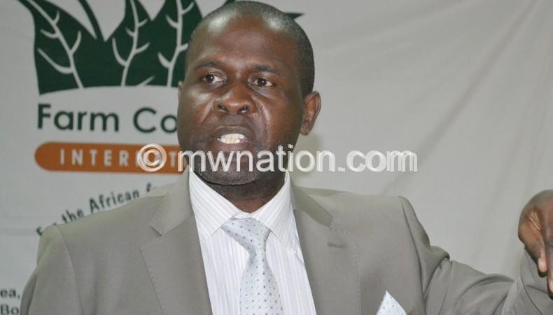 Kachaje: Three percent growth rate realistic