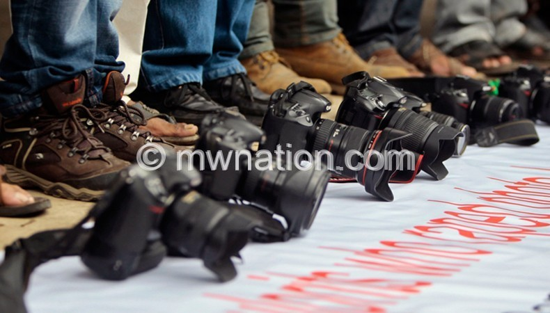 photo journalists | The Nation Online