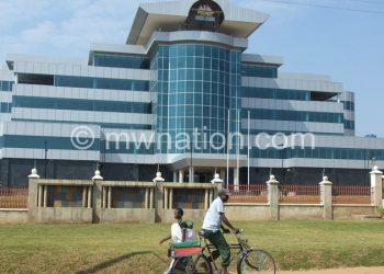 Under probe: The Reserve Bank building in Mzuzu