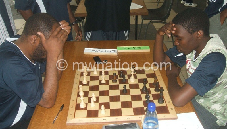 Mwale (R): This is as a result of my good rating and performance