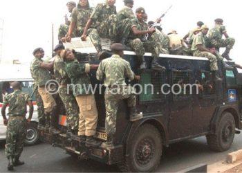Police chimbaula e1444485170777 | The Nation Online
