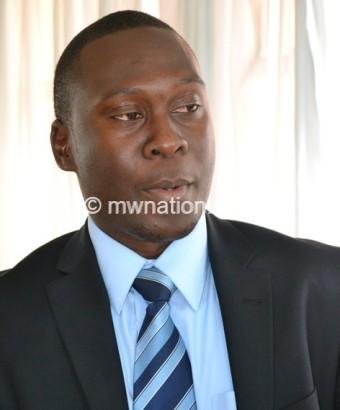 Heads the new committee: Somba-Banda