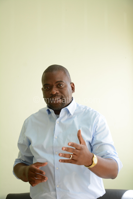 Chilunga: I am devastated