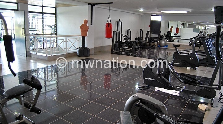 gym 1 | The Nation Online