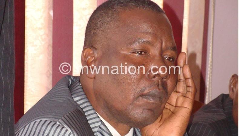 Supreme Court has decided the  case against him: Tengani