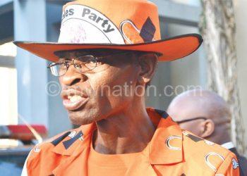 Msonda: I have not received communication regarding the discontinuance.