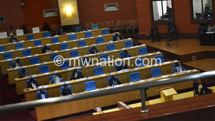 MPs  are scheduled to discuss 12 new bills