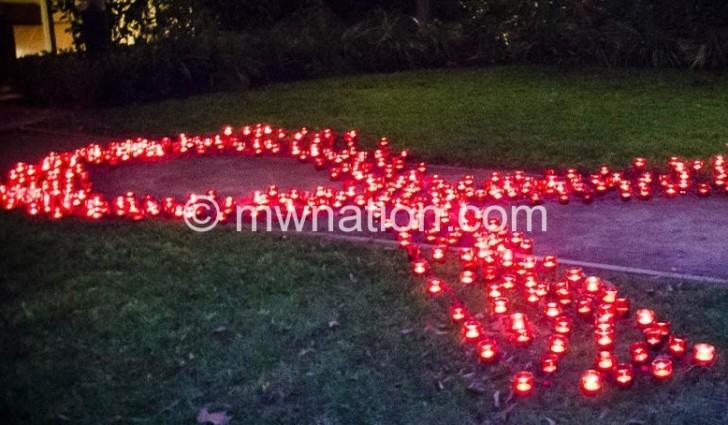 amb berry aids vigil 120 e1441980761688 | The Nation Online