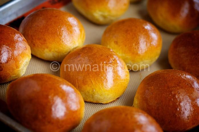 The product of Mchinji women: Hot selling buns