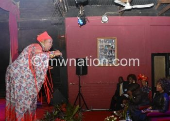 She has left a lasting legacy: Chidzanja Nkhoma