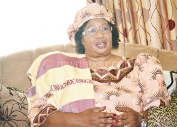 Not coming home soon: Former president Joyce Banda