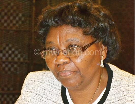 Presiding of Mphwiyo's Cashgate case: Chombo