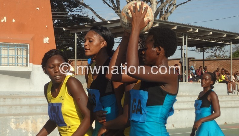 Netball action in domestic league return this Saturday