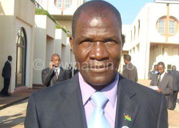 Admitted to Mlambe Hospital: Zingale