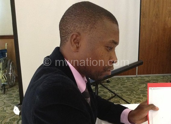 Norman Fulatira confirmed that there was a huge backlog of birth registrations which were not attended to