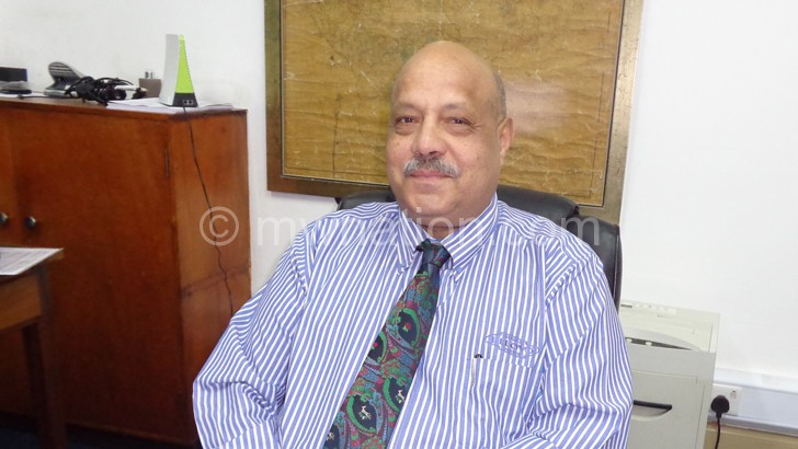 At the helm: Illovo MD Ray de Allende