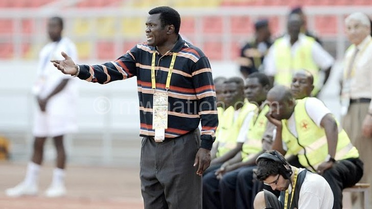 Scored a record 71 goals for Malawi: Kinnah