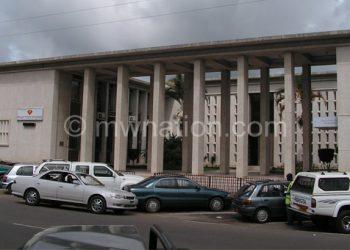 Malawi Stock Exchange Building