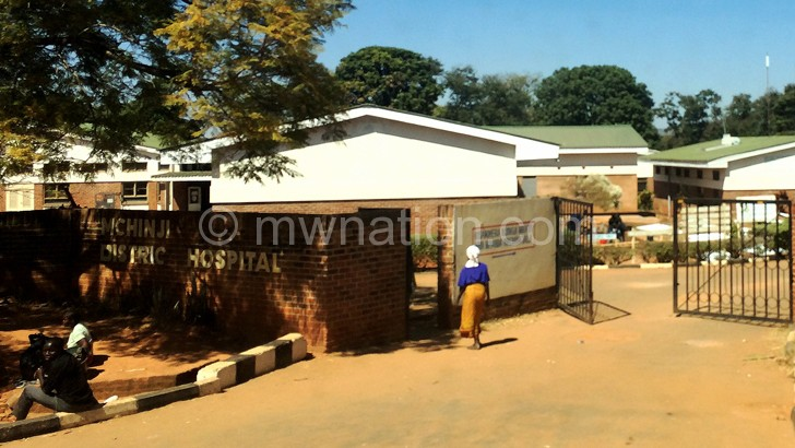 Mchinji District Hospital