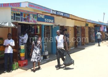 Feeling betrayed: Vendors plying their trade in Mzuzu