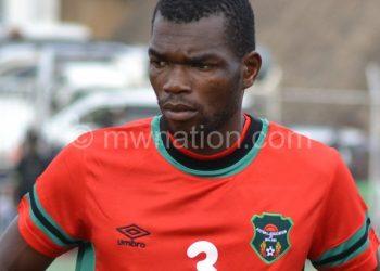 Won't join the squad: Nkutu