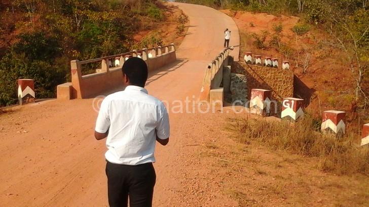 Kalenge Bridge | The Nation Online