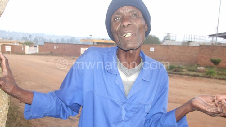 Ngwata: I could have died