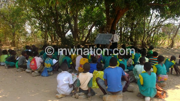 school outside | The Nation Online