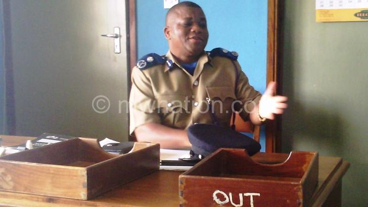 Chigwenembe: Help  the police