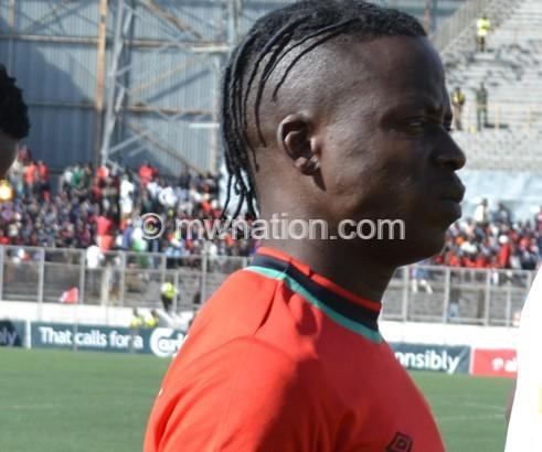 Kamwendo: I am happy