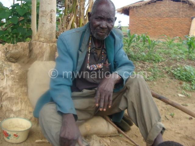 Photo of late Siyayo Mkandawire   The Nation Online