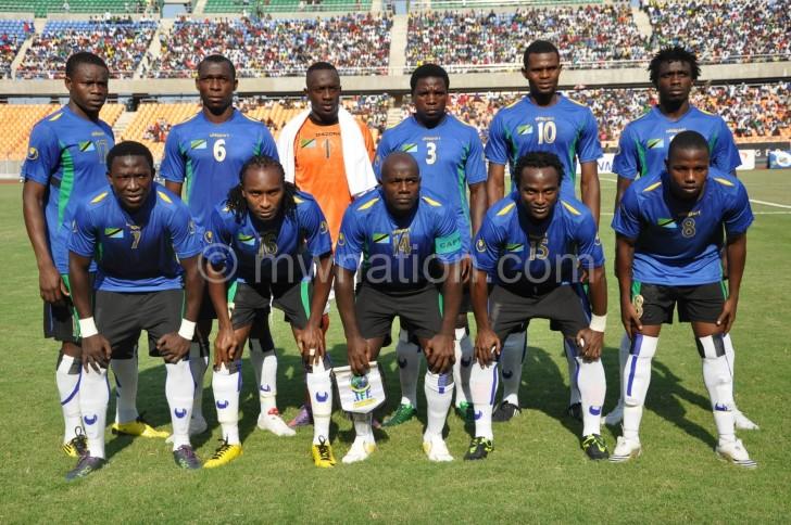 Tanzania National Football team