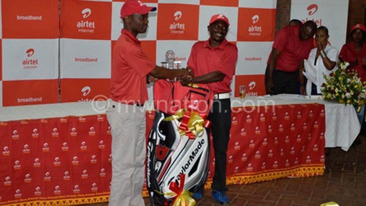 airtel golf | The Nation Online