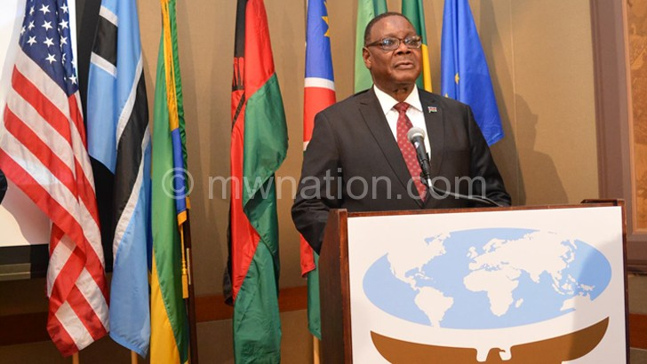 Mutharika: We will deal with you