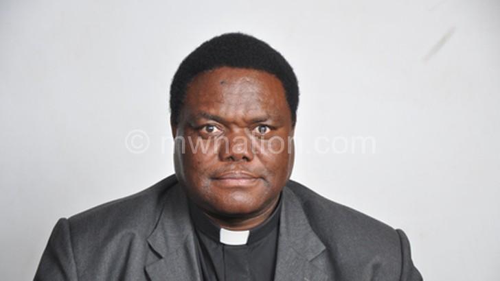 Father Kimu Malawi will benefit
