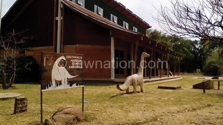 Karonga Museum is home to Malawisaurus