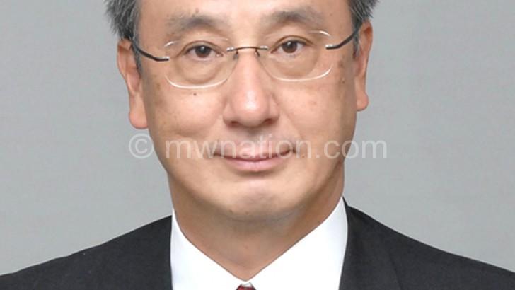Japanese Ambassador Shuichiro Nishioka