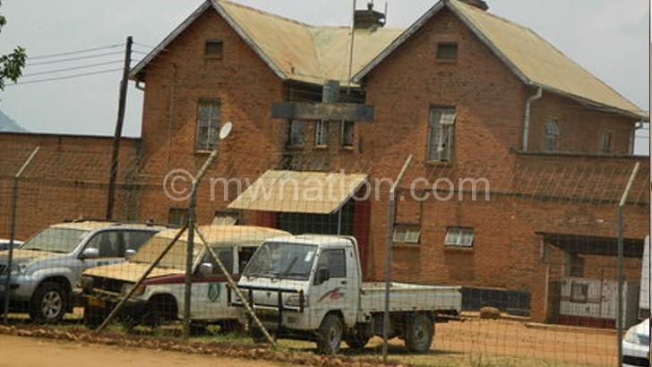 Zomba Central Prison