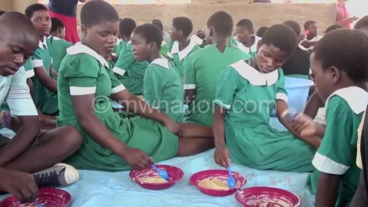 feeding program e1455201409425 | The Nation Online