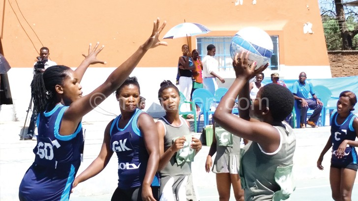 Netball players do not benefit much for their sweat