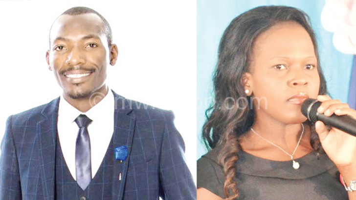 To speak at both functions: Pastor Aubrey Mwasinga and pastor Emma Mwasinga