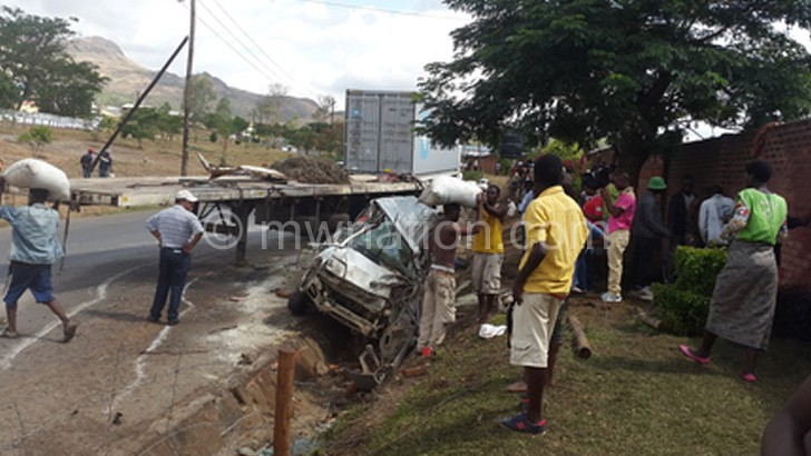 road accident   The Nation Online