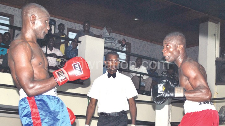 BOXING 2   The Nation Online