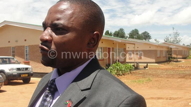 Has written the Speaker: Ngwira