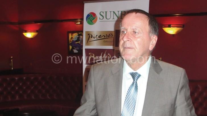 Gardner: Malawi needs to focus on infrastructure development
