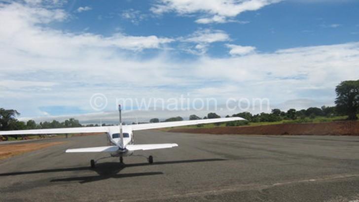 To be upgraded: Likoma Aerodrome