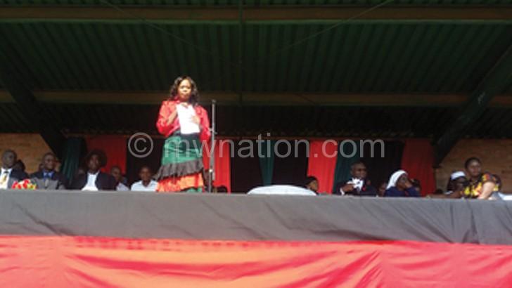 NATASHA tonthola | The Nation Online