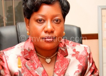 Rachel Mazombwe Zulu