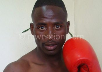 Masamba is one of the boxers that have  dumped MPBCB and joined Maba